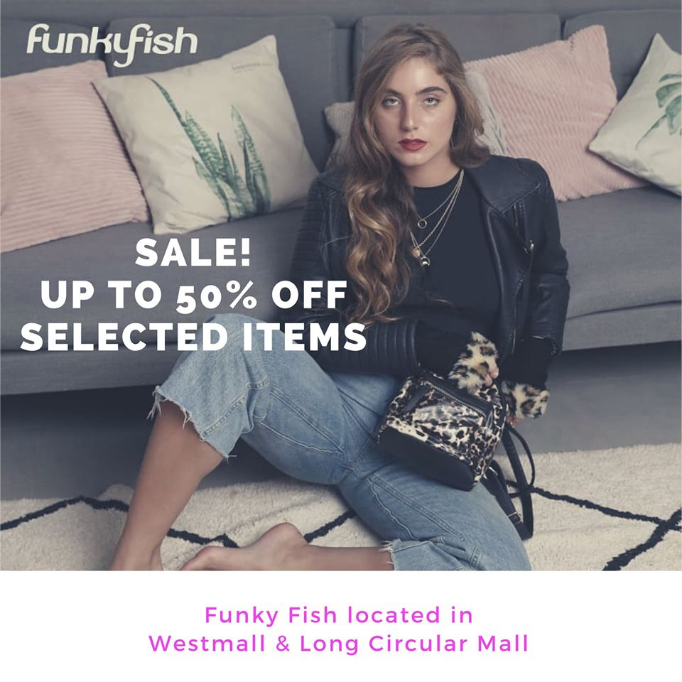 Funky Fish clothing